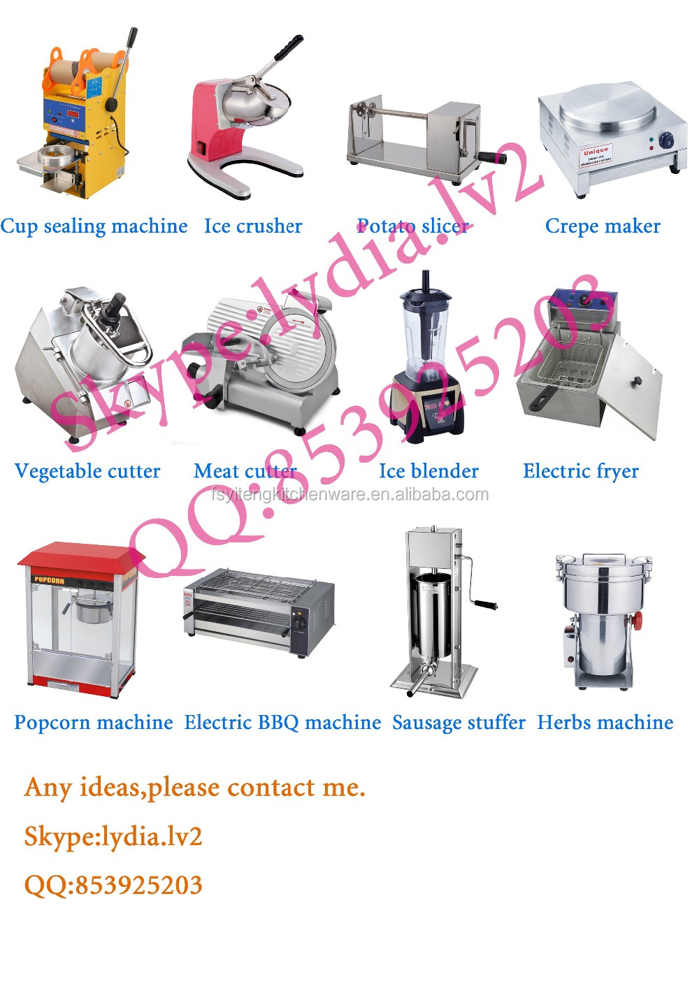 Manual Potato Chips Making Machine For Sale
