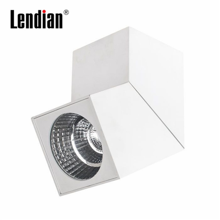 12W 18W warm white LED surface mounted home downlight