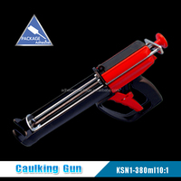 KSN1-380ml 10:1 Epoxy Cartridge Gun and Corian Cartridge Gun
