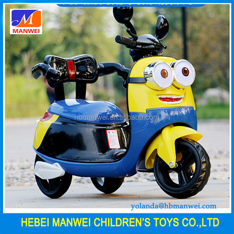 Children love Inexpensive Powerful ride on car 6V electric kids ride on car