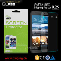 2.5D anti-broken anti-scratch mobile phone tempered glass screen protector for Microsoft Nokia Lumia 650