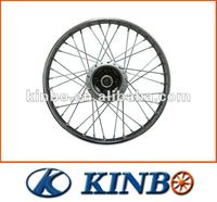 CG125 Motorcycle rear spoke wheel 3.0-17