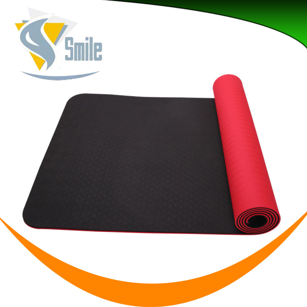 Good Sealed embossed yoga foam mat for food packaging machine