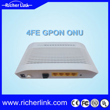 Compatible with ZTE/HUAWEI OLT 1GE Gpon Onu For FTTH solution RLG804