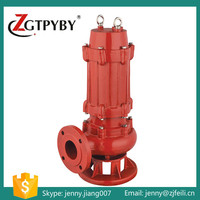 Quality Products hot water pump 15hp submersible pump effluent treatment plant