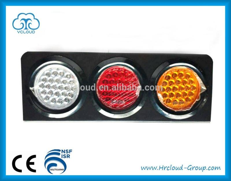 Manufacturer New product semi truck tail light tail lights for trucks with low price ZC-A-040