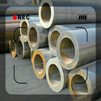 china steel pipe factory cold drawn tube front fork