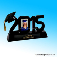 Resin 2015 Graduation Picture Frame