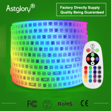 Led Flexible High Voltage Strip Light 60leds SMD 5050 led strip 220V White/Warm White/Red/Blue/Purple/Yellow/Green