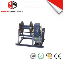 CE ISO9001 Certificated Electric or Diesel Power Drive Wire Line Winch