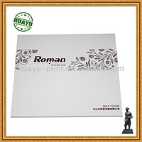 High Quality full color gloss lamination Brochure printing