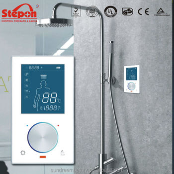 Digital Shower Room and Cubicle Controller