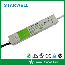 25W 12v 2.08a waterproof led driver IP67 landscape lighting power supply