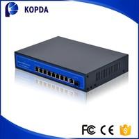 Network signal distance 150M 48v 4 port poe switch
