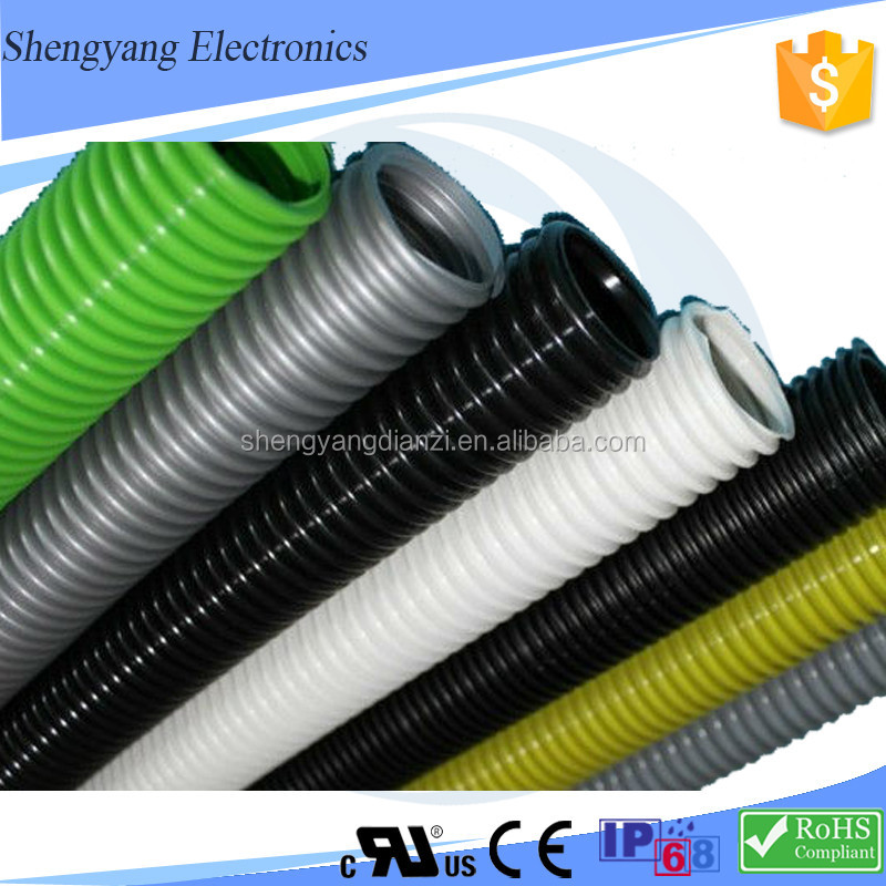 Manufacturer Directory 25m/50m/100m CCTV and Network Installations Electric Cable Protection Tube Corrugated Hose