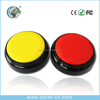 Push Button Music Boxes/sound button/Custom programmable talking button