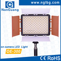 OEM economical LED video light 300 LED daylight 5600K OE-300