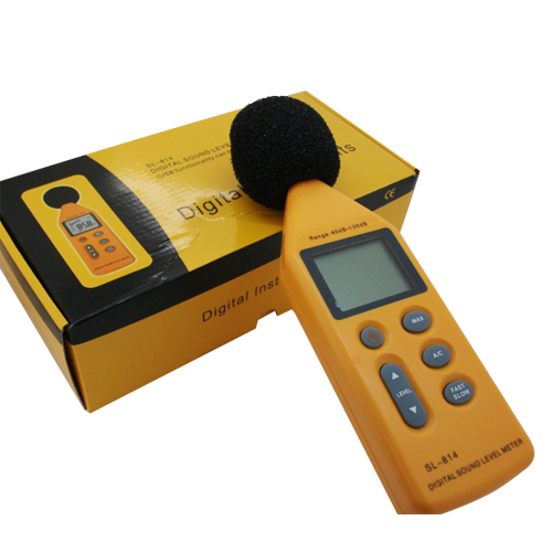 SL814 Digital Sound Noise Level Meter ,Sound Meter, Sound Level Meter