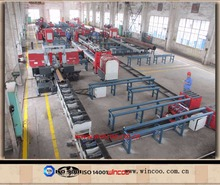2inch to 60 inch pipe workshop type pipe spool fabrication line