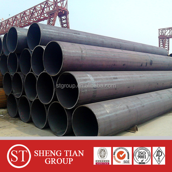 API SPEC spiral steel pipes