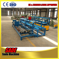 automatic manual chain link fence making machine competitive price