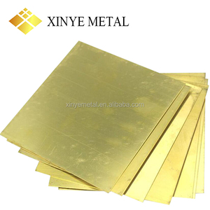 H65 Yellow Brass Sheet Plate for Radiator