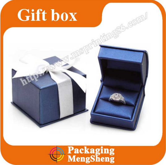 luxury custom small hard jewelry box inserts