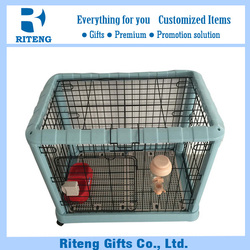 China galvanized steel dog kennel