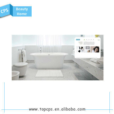 Luxury color changing bath mat