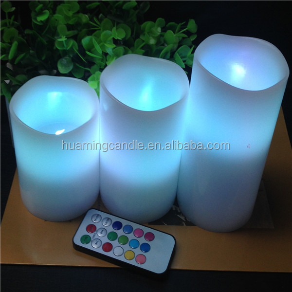 high quality led flameless candle