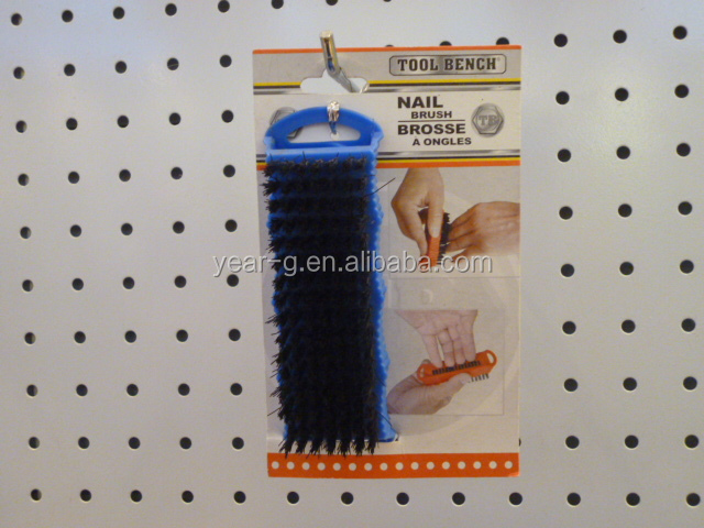 blister card nail cleaning brush