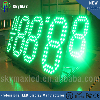 gas station led price sign/led gas price sign/led sign