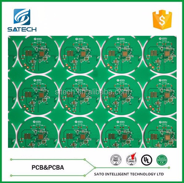 Electronic PCB Circuit Board PCB Assembly Mass Production