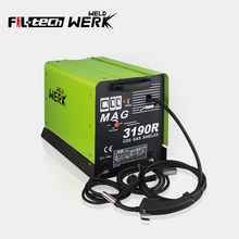 Chinese cheap argon kaynak makinesi vrd welder mig 135 co2 mig/mag welding equipment semi automatic co2 gas welding wire machine