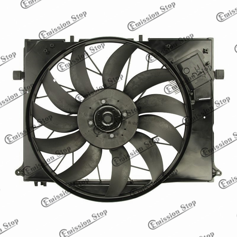 Engine Cooling Fan assembly Radiator Fan A2205000293