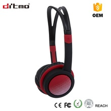 Over Ear Pad Lightweight Stereo Portable Headphones stereo popular headphones 3.5mm jack new stock