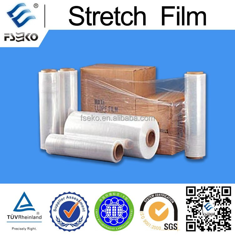 Plastic packaging film/plastic film/Stretch film