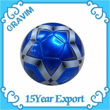 Gravim Custom Wholesale Antique Real Leather Soccer Ball