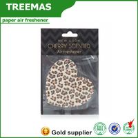 New products promotion paper air freshener of aroma china supplier