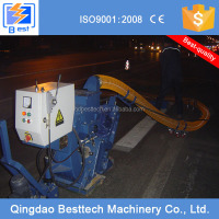 Good continuity competitive price Asphalt Pavement Cleaning Shot Blasting Machine