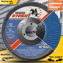 T29 115x22mm brake disc for polishing machine