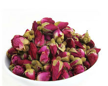 Purple Rose Flower Tea