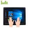 Iwill 2019 New 15 Inch All In One Touch PC Intel i5 4200u Dual Core Single Lan Panel Computer with LCD Capacitive screen