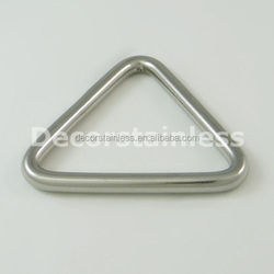 Rigging triangle ring