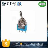 FBMTS103 Mini Type 3 Pin Toggle Switch Electrical Switch