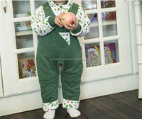 100% washable cotton baby fashion pants adult baby clothes