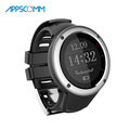 2017 APPSCOMM Smart Watch Waterproof Heart Rate Monitor Bluetooth Smart Sport Wristwatch for Android or IOS Phones
