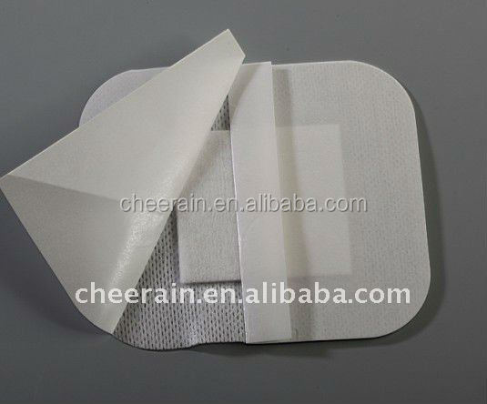 Shandong CE FDA certificate passed adhesive medical wound dressing material wound dressing wound care dressing