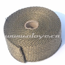 Universal Racing Car Exhaust Insulating Wrap 10m