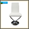 contemporary dining room sets, modern white leather seat stools